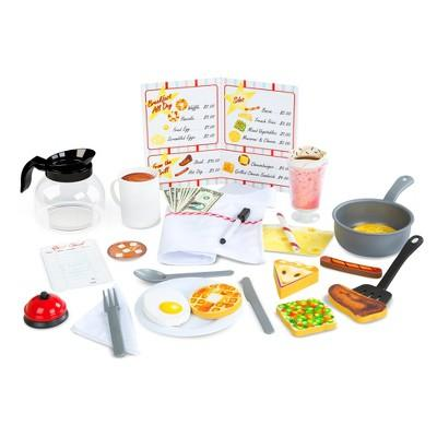 Melissa & Doug® Star Diner Restaurant Play Set