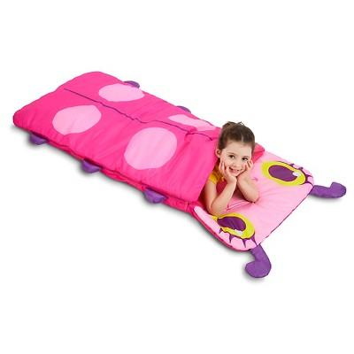 Melissa & Doug® Sunny Patch Trixie Ladybug Sleeping Bag With Matching Storage Bag