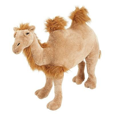 Melissa & Doug® Giant Camel - Lifelike Stuffed Animal (nearly 3 feet long)