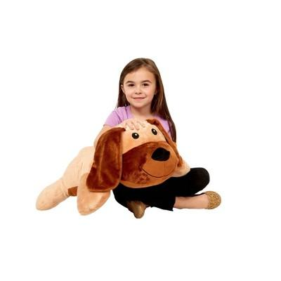 Melissa & Doug Cuddle Plush Dog
