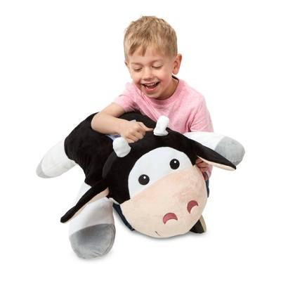 Melissa & Doug Cuddle Plush Cow