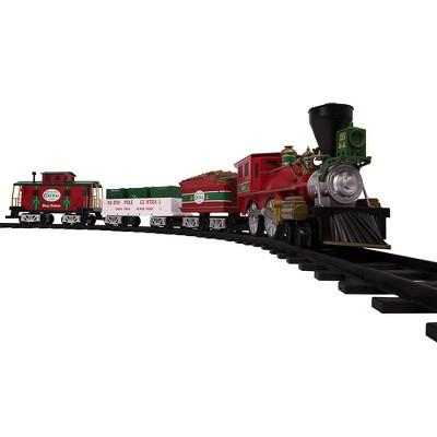 Lionel North Pole Central Seasonal Ready-to-Play Set