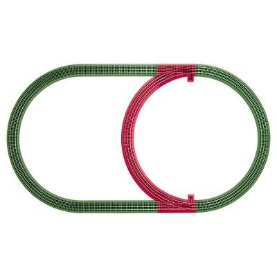 Lionel FasTrack Inner Passing Loop Expansion Pack