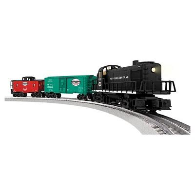 Lionel New York Central RS-3 Freight Train Set