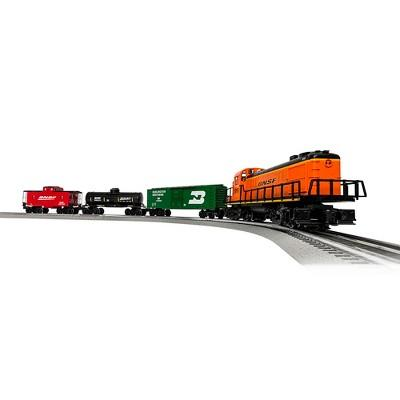 Lionel BNSF LionChief Scout Set with Bluetooth