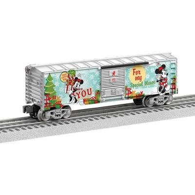 Lionel Disney Minnie Mouse Happy Holidays Boxcar
