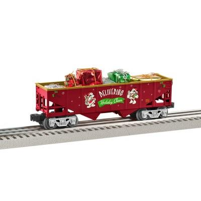 Lionel Disney Mickey's Holiday Hopper with Present Load