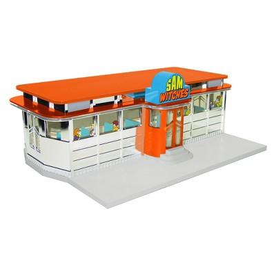 Lionel Scooby Doo Sam Witches Café