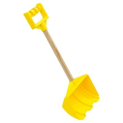 Beach Scoop with Handle - Yellow
