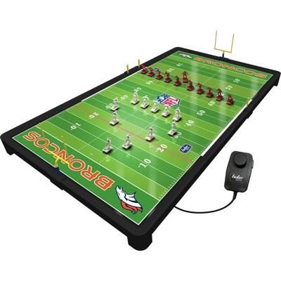 Denver Broncos NFL Deluxe Electric Football Game