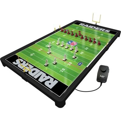 Oakland Raiders NFL Deluxe Electric Football Game