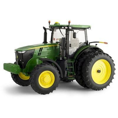 TOMY John Deere 7290R Tractor from the Prestige Collection 1/16 Scale