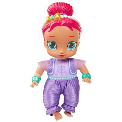 Nickelodeon Shimmer and Shine Genie Babies - Purple