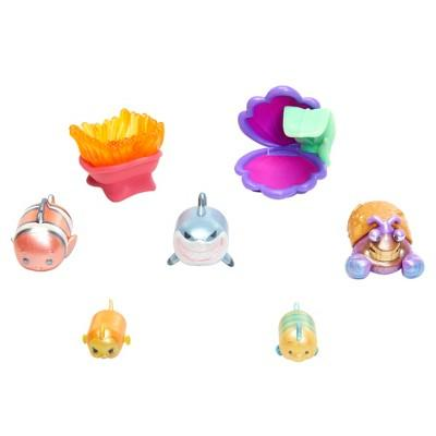 Disney Tsum Tsum 7pc - Swim N' Shimmer