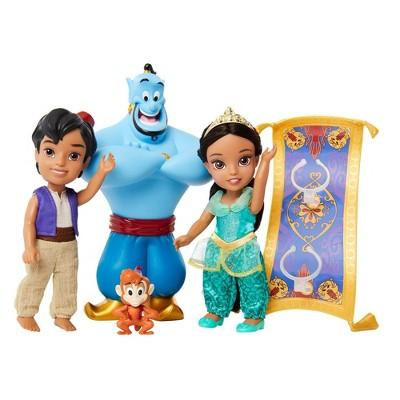Disney Princess Petites Aladdin Gift Set