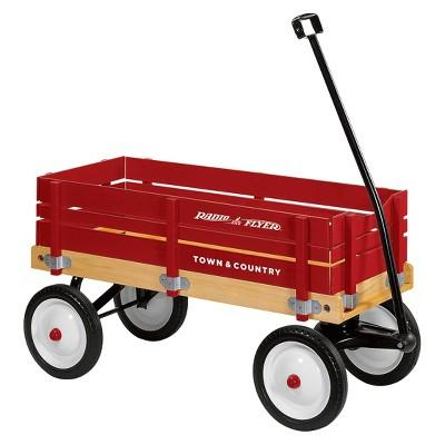 Radio Flyer Town & Country® Wagon