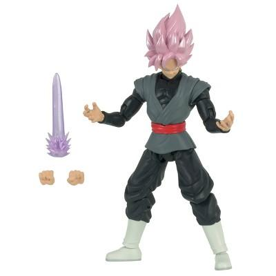 Dragon Ball Super - DS SSR Goku Black Action Figure