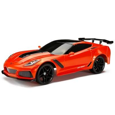 New Bright Remote Control RC FF Chargers Corvette ZR1 1:12 Scale