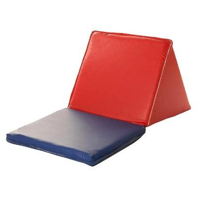 foamnasium™ Sit and Shape Play Furniture - Red/Blue