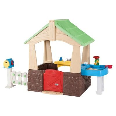 Little Tikes® Deluxe Home & Garden Playhouse