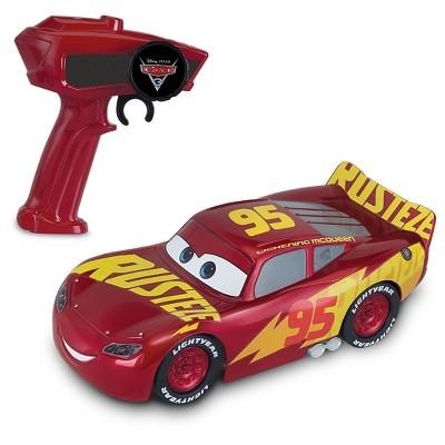 Disney Pixar Cars 3 - Lightning McQueen Racing Series - Metallic Red - Exclusive