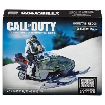 Mega Construx Call of Duty Assault Strike Pack Assortment