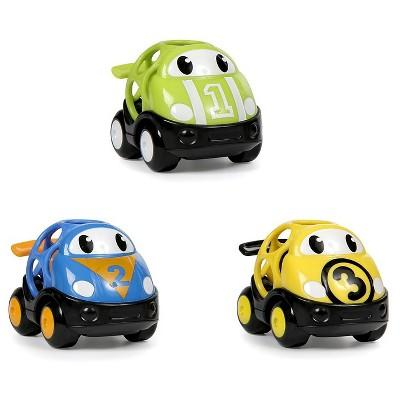 Oball™ Go Grippers™ Vehicles - Race Car (3 Pack)