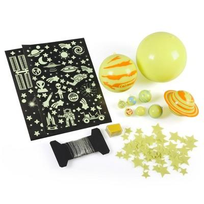 Educational Insights GeoSafari Glow-in-the-Dark Planets & Stars Set