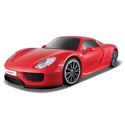 Maisto Street Sereies Porsche 918 Spyder Remote Control RC Vehicle - 1:14 Scale