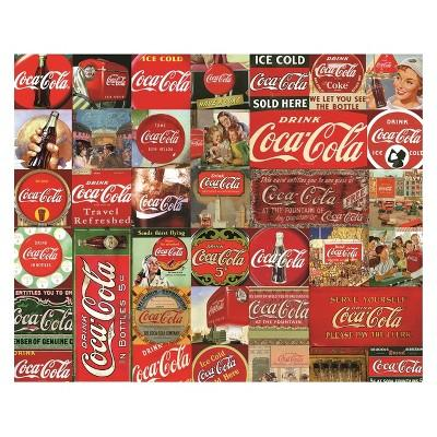 Springbok Coca-Cola It's The Real Thing Puzzle 1000pc
