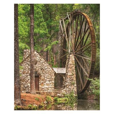 Springbok Water Wheel Puzzle 1000pc
