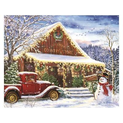 Springbok Lazy Creek Country Store Puzzle 1000pc