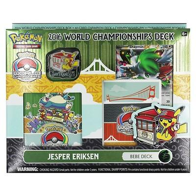 2016 Pokemon Trading Card World Champship Deck featuring Shaymin