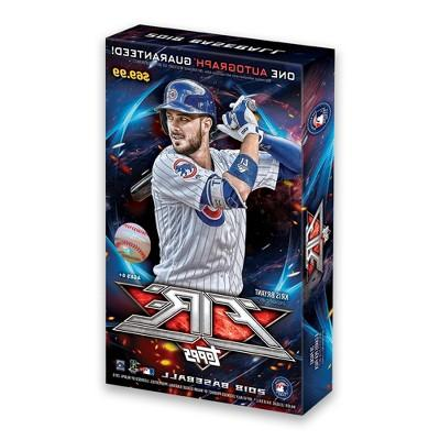 2018 Topps MLB Fire Baseball Trading Card Hobby Box