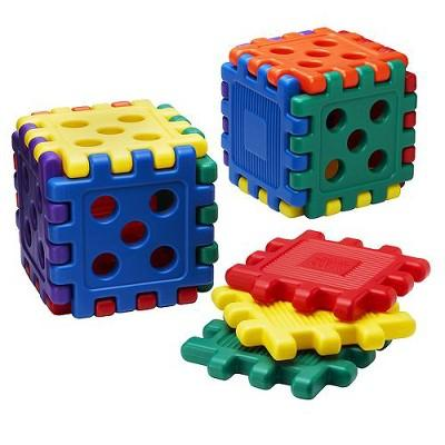 CarePlay Grid Blocks - 32 Piece