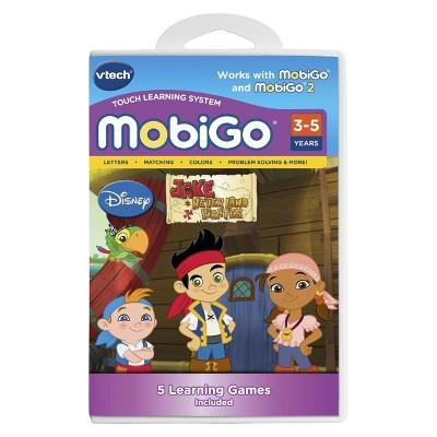 VTech MobiGo Jake and the Never Land Pirates
