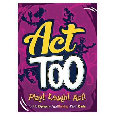 Act Too Party Game