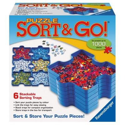 Ravensburger Puzzle Sort and Go! 6pc