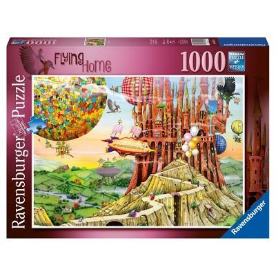 Ravensburger Flying Home Puzzle 1000pc