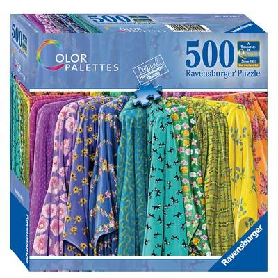 Ravensburger A Quilters Kiosk 500pc Puzzle