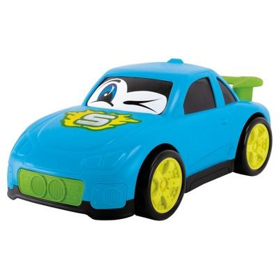 Dickie Toys - Happy Runners Vehicle, Blue Street Car 10