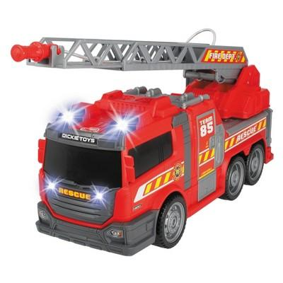 Dickie Toys - Large Action Fire Fighter Vehicle
