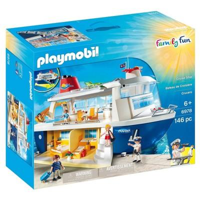 Playmobil Cruise Ship Playset