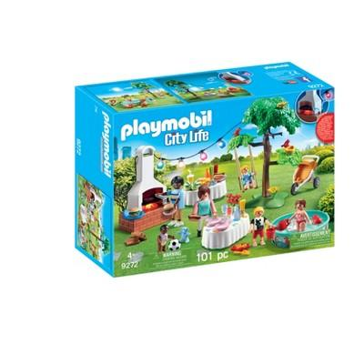 Playmobil Housewarming Party
