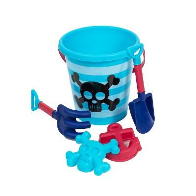 Antsy Pants 5pc Shiver Me Timbers Bucket Set