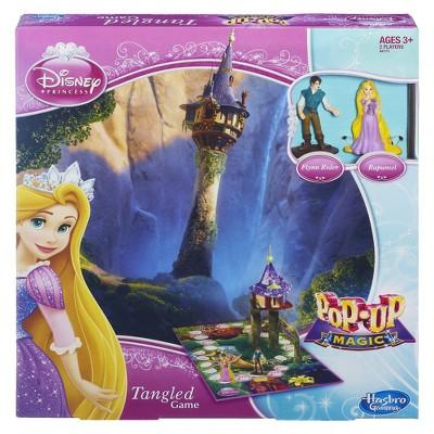 Disney Princess Pop-Up Magic Tangled Board Game