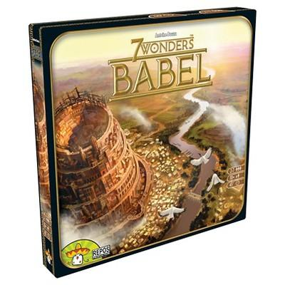 7 Wonders Babel Board Game