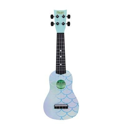 First Act Discovery Ukulele - Mermaid