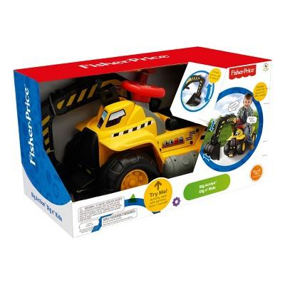 Fisher-Price Big Action Dig n' Ride Ride-on