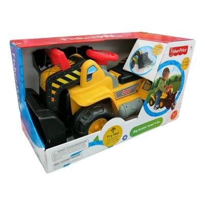 Fisher-Price Big Action Load 'n Go Ride-on